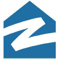zillow icon blue